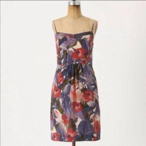 Anthroplogie by Moulinette Soeurs Floral Dress